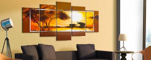 tableaux africains