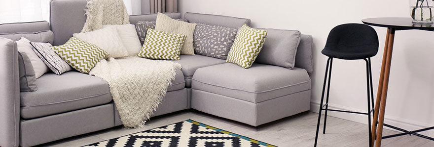 Votre canapé d'angle