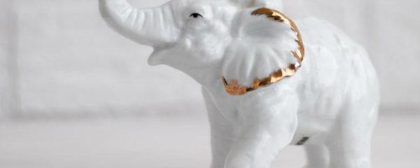 sculptures en porcelaine